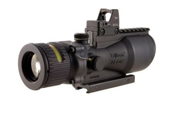 Trijicon Acog 6x48 Machine Gun Scope Rmr Reflex Sight Ta648rmr 308 A Back V5