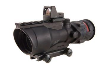 Trijicon Acog 6x48 Machine Gun Scope Rmr Reflex Sight Ta648rmr 308 Front V1