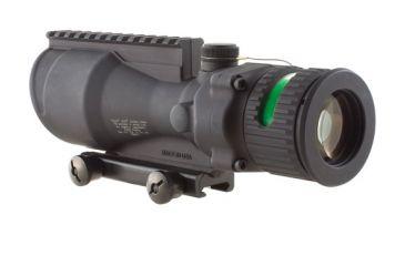 Trijicon ACOG 6x48 Scope, Dual Illuminated Green Chevron.500 Ballistic Reticle w/TA75 Mount & M1913 Rail TA648-50G