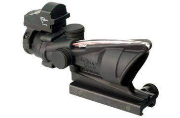 Trijicon ACOG 4x 32 Dual Illuminated Scope w/ Red Sight Ta31TRD