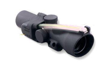 Trijicon Compact ACOG 3x24 Ill Riflescope w/M16 Base, Red Crosshair Reticle