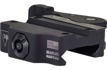 1-Trijicon Mro Levered Q.r. Low Mount Picatinny