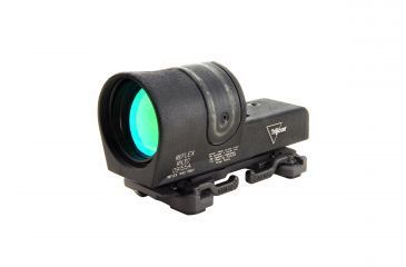 Trijicon Reflex 42mm 6.5 MOA Amber Dot Sight, Black w/ A.R.M.S. 15 Flattop Mount RX30-23
