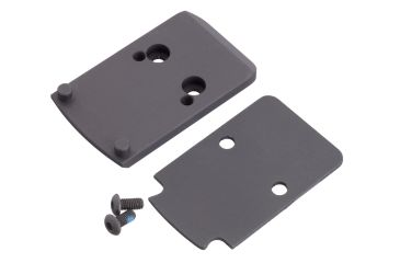Trijicon RMR Adapter Plate for Docter Mounts, MS10 - MS16