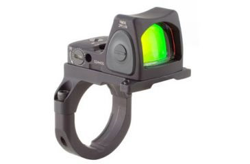 Trijicon Rmr Sight Adjustable Led 3pt25 Moa Red Dot Sight Acog Mount Rm06 38 Main
