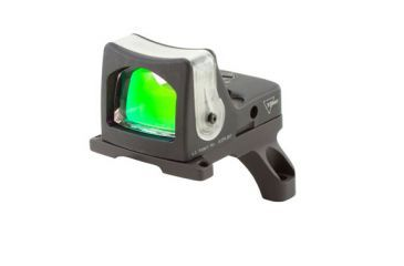 Trijicon Rmr Dual Illuminated 9 Moa Amber Dot Sight Acog Mount Rm05 35 Front V1
