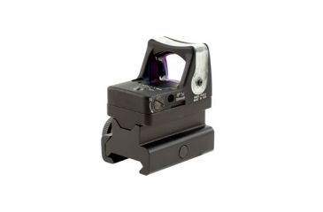 Trijicon Rmr Dual Illuminated 9 Moa Amber Dot Sight Picatinny Rail Mount Rm05 34 Side V2