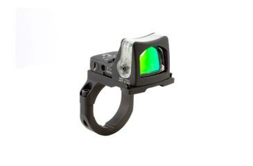 Trijicon Rmr Dual Illuminated 9 Moa Amber Dot Sight W Acog Mount Rm05 38 Main
