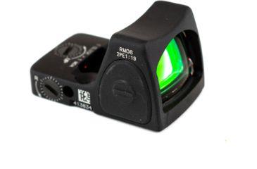 16-Trijicon RMR Type 2 Adjustable LED 3.25 MOA Red Dot Sight