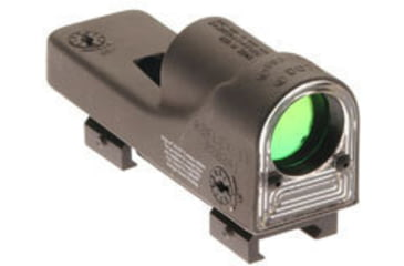 Trijicon RX06-11 Reflex 12.5 MOA Amber Dot Sight with Weaver Mount