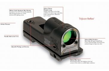 Trijicon Reflex Sight Info