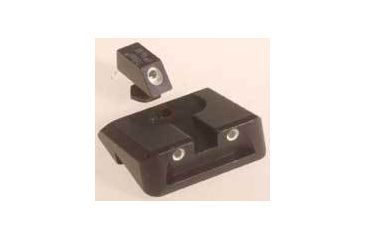 Trijicon SA21 Smith&Wesson Sigma 9mm 3 Dot Front & Rear Night Sight Set - Special Order