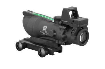 Trijicon ACOG 4x32 Dual Illuminated Green Chevron .223 Ballistic Reticle Riflescope