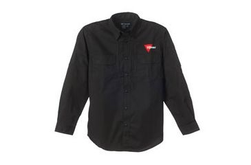 Trijicon Tactical Long Sleeve Shirt - XL, Black AP30XL