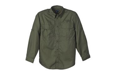 Trijicon Tactical Long Sleeve Shirt - XL, Green AP32XL