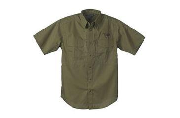 Trijicon Tactical Short Sleeve Shirt - XL, Green AP29XL