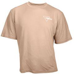 Trijicon Tactical Short Sleeve Tan Shirt AP72
