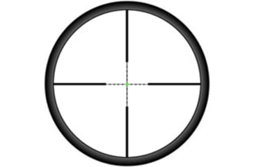 Trijicon Acupoint Mil Dot Crosshair with Green Dot Reticle