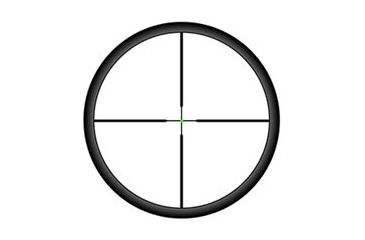 Trijicon Accupoint Standard Crosshair with Green Dot Reticle