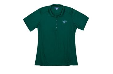 Trijicon Women's Short Sleeve Polo Shirt w/ Trijicon Logo, Green, Large AP54-LG