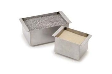 Troemner Henry Modular Heating Blocks, Stainless Steel Sand Bath 949082 For 3 Block Heater