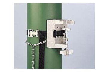 Troemner Henry Talon Cylinder Bench Clamp 972056 Bench Clamp With Safety Chain