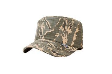 e5e53da72c1ab Trooper Clothing Kids Air Force ABU Patrolmans Adjustable Cap, ABU Tiger  Stripe, One Size