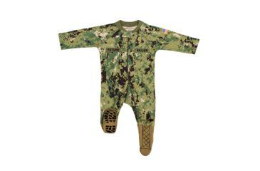 8d86d09871baa Trooper Clothing Navy Infant Uniform Crawler - Kids, NWU III Digital Camo,  0/