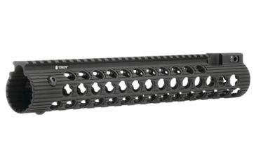 Troy 11in Alpha Rail w/ Sight, Black STRX-AL1-11BT-00