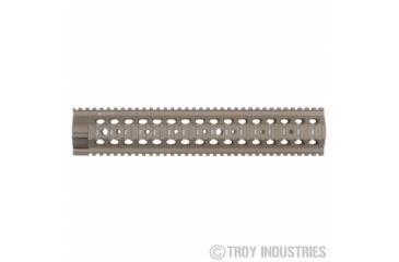 Troy 13.8in Mrf-308 Battle Rail Armalite - Flat Dark Earth SRAI-308-A3FT-00
