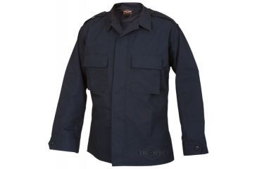 Tru Spec 1367002 Long Sleeve Navy Tactical Shirt Pc Rs