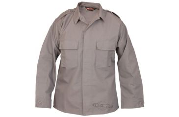 Tru Spec 1374002 Long Sleeve Grey Tactical Shirt Pc Rs