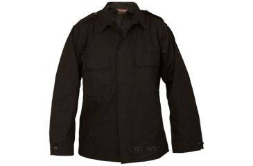 Tru Spec 1405002 Long Sleeve Black Tactical Shirt Rs