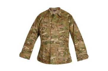 Tru Spec 1650002 Multicam Cottonpoly Twill Bdu Jacket Extra Small