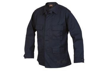 Tru Spec 1754002 Navy Cottonpoly Twill Bdu Jacket Extra Small