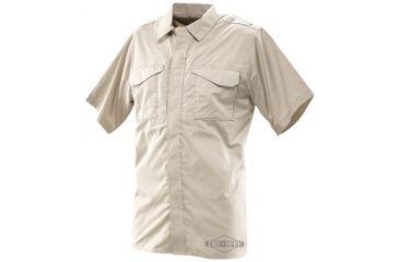 Tru Spec 24 7 Series 1046002 Ultralight Short Sleeve Khaki Uniform Shirt
