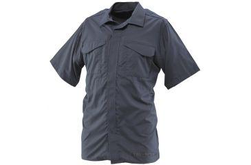 Tru Spec 24 7 Series 1047002 Ultralight Short Sleeve Navy Uniform Shirt