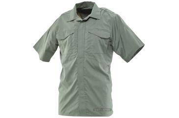 Tru Spec 24 7 Series 1048002 Ultralight Short Sleeve Olive Drab Uniform Shirt