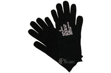 5Star 3818003 Black Wool Gloves Liner