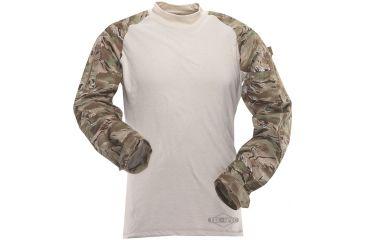 Tru-Spec Combat Tru Shirt All Ter Tiger Stripe Nyco Rip Stop, Xsr 2556002