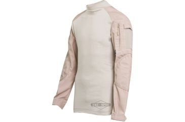 Tru-Spec Combat Tru Shirt Kahki P/C Rip Stop, Xsr 2554002
