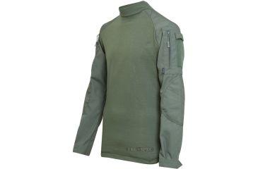 Tru-Spec Combat Tru Shirt OD P/C Rip Stop, Ml 2553024