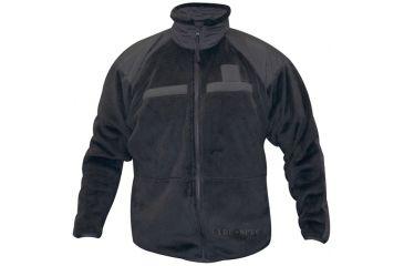 Tru-Spec Fleece Jacket Black GEN-3 ECWCS LEVEL-3, 3XL Reg. 2079008