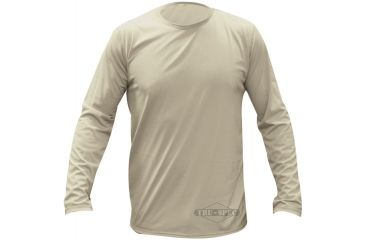 Tru-Spec Long Sleeve Top, TRU SAND GEN-3 ECWCS LEVEL-1,Small Reg. 2062003