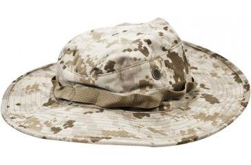 Tru-Spec Military Boonie, TRU DIG. D/P W/WIDE BRIM & LOOPS, 7-3/4 3262006