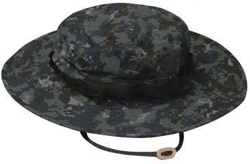 Tru-Spec Military Boonie, TRU MIDNIGHT DIGITAL, 7 3213003