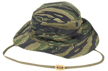 Tru-Spec Military Boonie, TRU Vietnam Tiger/S C/P W/ LOOPS, 7 3231003