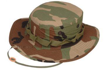 Tru-Spec Military Boonie, TRU W/P R/S WITH LOOPS, 7 3223003