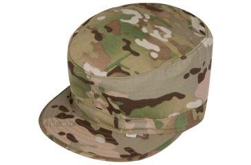 Tru-Spec Patrol Hat, TRU Multi Camo NYCO R/S NO EYELETS, 7 1/4 3236004