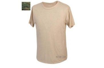 Tru-Spec T-Shirt, w/ P Short Sleeve, L 4325005